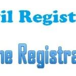 Civil Registry