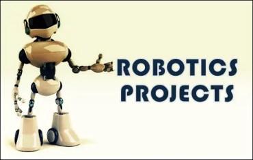 Robotics Project List and Ideas