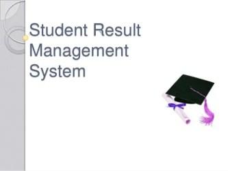 Student-Result-System
