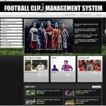 Football Updates Information System JAVA Project