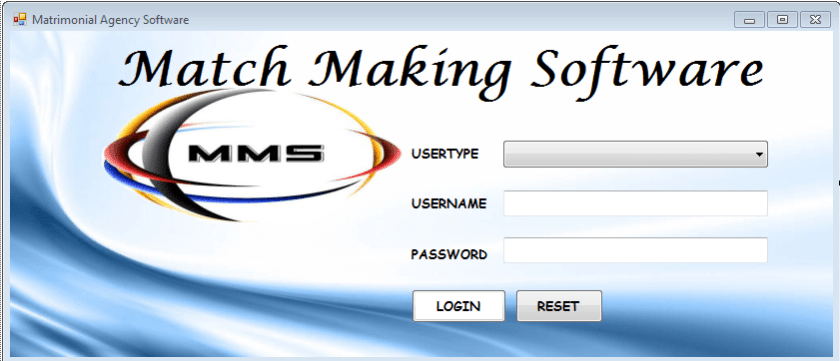 Matrimonial Agency Software
