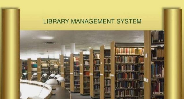 Library Management System Database Design Student Project