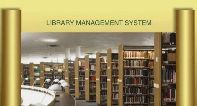 Library Management System Database Design