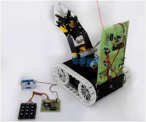 Pick And Place Robotic Arm