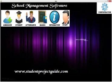 School Management Software Application