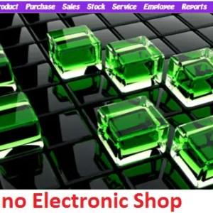 Nano Electronic Shop