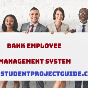 Bank Employee Management system