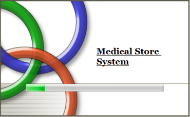 Medical Store System
