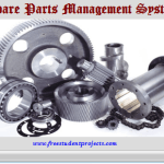 Spare Parts Management System