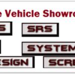 online vehicle showroom project report