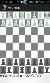 Android Chess game App