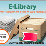 E-Library Management System