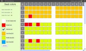 Stadium Seat Booking System