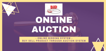 Online Auction and Bidding System