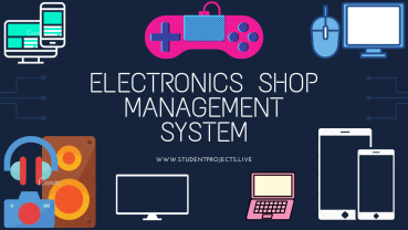 Electronics Shop Management System