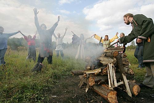 Slavic Neopaganism
