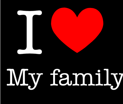 I Love My Family Quotes Custom QUOTES ON LOVING FAMILY StudentsChillOut