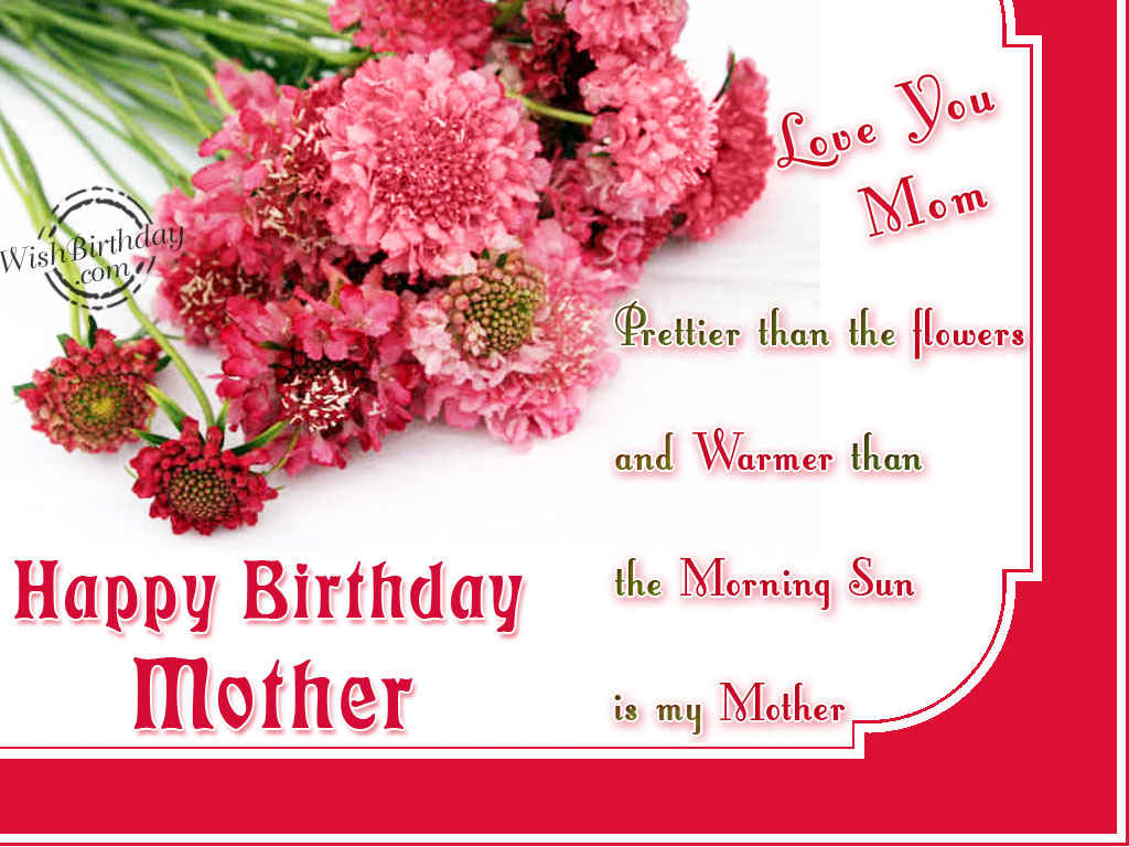 Super Most Touching Birthday Wishes For Mom Studentschillout Personalised Birthday Cards Paralily Jamesorg