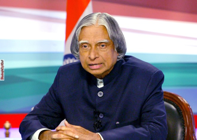 The President, Dr. A.P.J. Abdul Kalam addressing the nation on the eve of 58th  Republic Day, in New Delhi on January 25, 2007.
