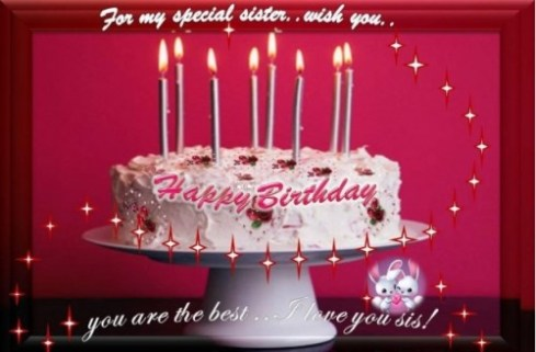 happy birthday my sister quotes