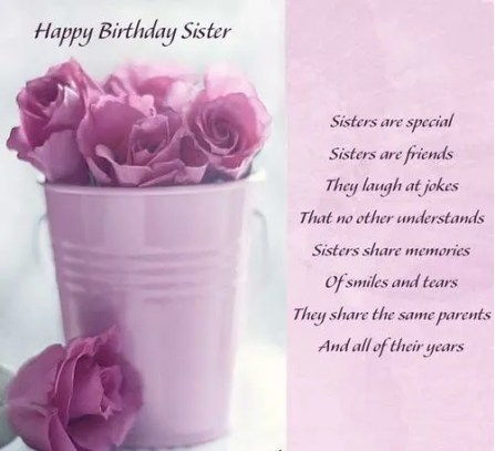happy birthday quotes for sisters