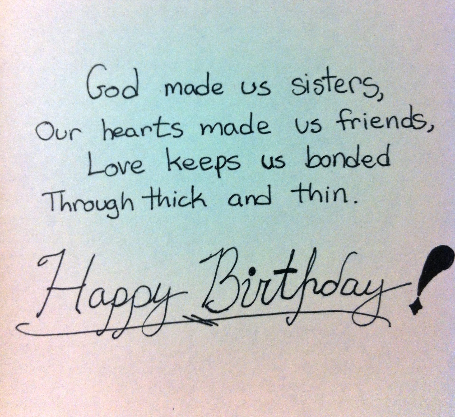 Best Birthday Wishes For A Sister – StudentsChillOut