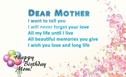 funny birthday wishes for mother