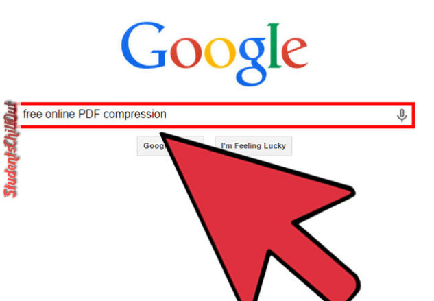 Compress pdf size