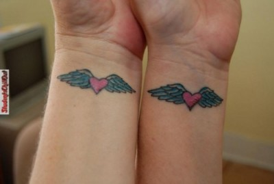 best friend tattoo designs