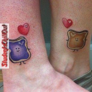 tattoo designs for best friends