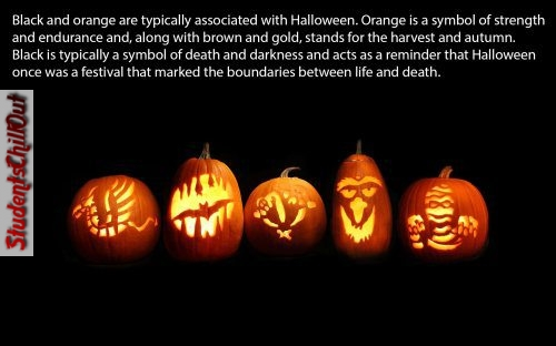 fun facts of halloween