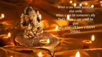 greeting of diwali