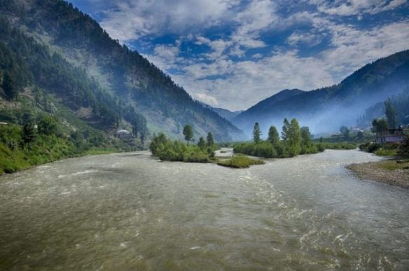 Landscape Picture of Kaghan Valley
