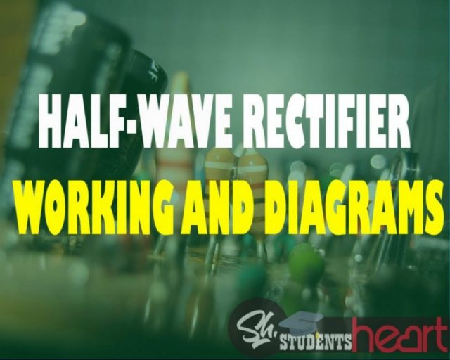 Half Wave Rectifier- Working and Practical Applications