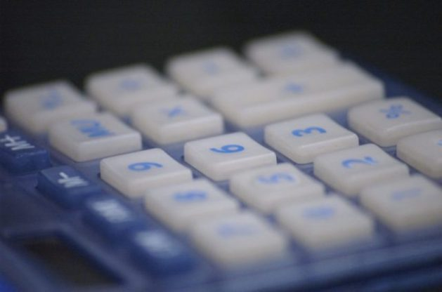 Arduino Based Calculator