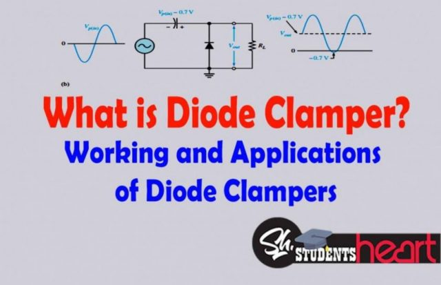 Diode Clamper- Positive, Negative Clamper Working and Applications