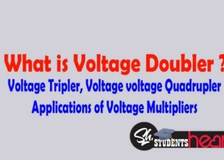 voltage multipliers circuit