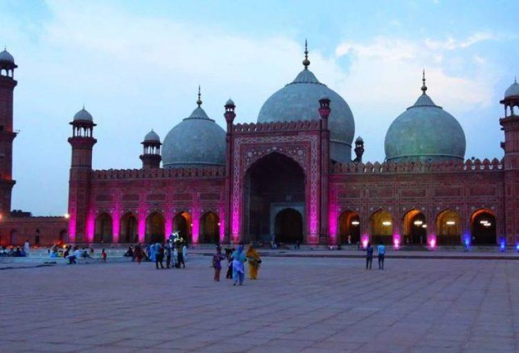 Badshahi Masjid, Lahore