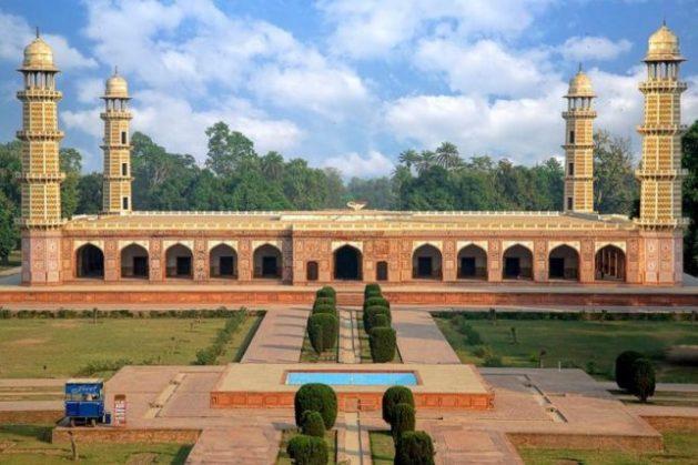Jehangir's Tomb