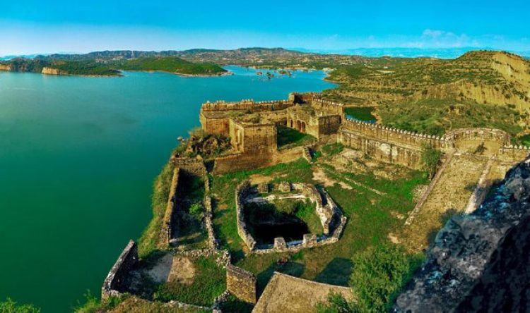 Ramkot Fort in Pakistan