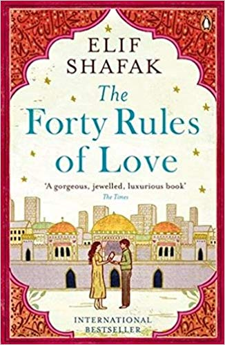 THE FORTY RULES OF LOVE (Books to read in your 20s)