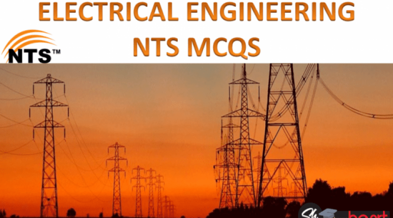NTS Electrical Mcqs