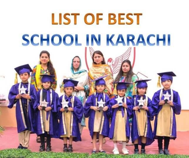 best schools in karachi
