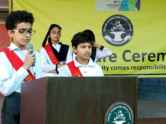 Imperial International School and College Islamabad
