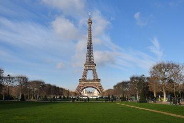 Pariz  za študentske družine
