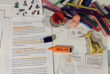 Študij, izpiti in družina