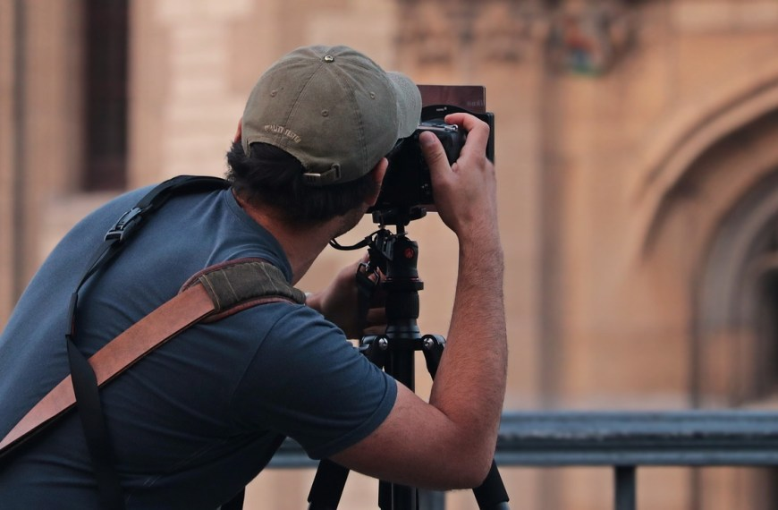 How can you grow as a Professional Photographer?