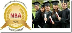 national board of Accreditation for selecting a engineering college