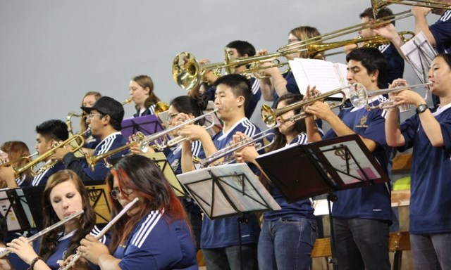 Tuning Up The Band | UCI Media Relations