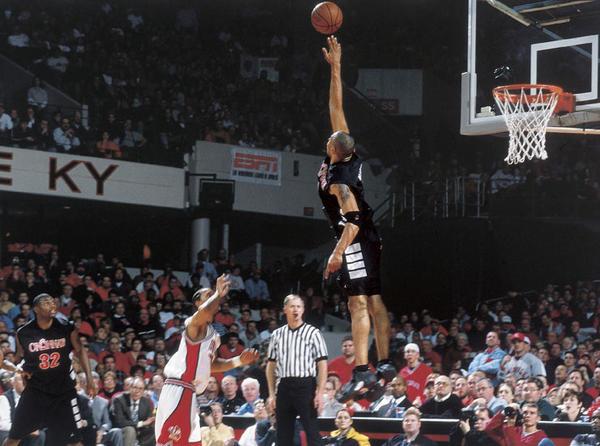 History 101:  Cincinnati Basketball
